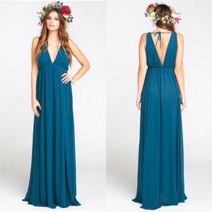 🤑SHOW ME YOUR MUMU Ava Maxi Dress SZ: XL